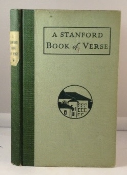 Image for A Stanford Book Of Verse