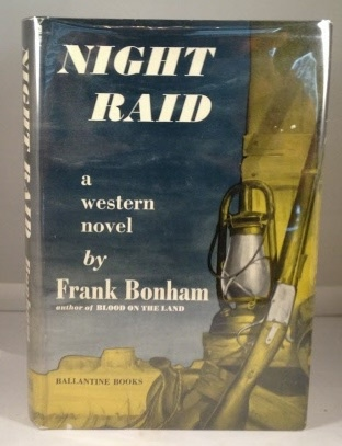 Image for Night Raid A Western Novel
