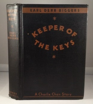 Image for Keeper Of The Keys A Charlie Chan Story