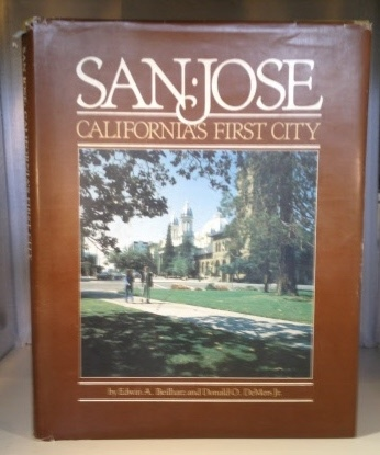Image for San Jose California's First City
