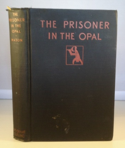Image for The Prisoner In The Opal
