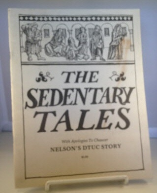 Image for The Sedentary Tales