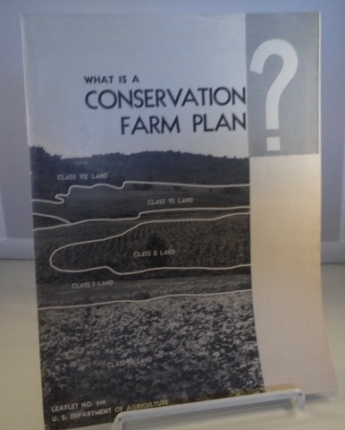 Image for What Is A Conservation Farm Plan?  Leaflet No. 249