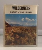 Image for Wilderness Pocket N' Pak Library This Pak Includes Three Volumes: Survival in the Wilderness, Edible Plants in the Wilderness (Vol 1) , and Edible Plants in the Wilderness (Vol.2)