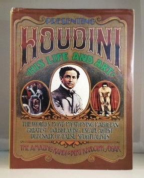 Image for Houdini His Life and Art: the World's Most Mystifying Magician...