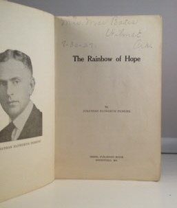 Image for The Rainbow Of Hope