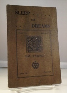 Image for Sleep And Dreams Series I Booklet II (Theosophical Order of Service)