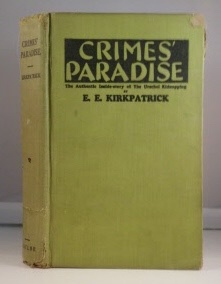 Image for Crimes' Paradise The Authentic Inside-Story of the Urschel Kidnapping