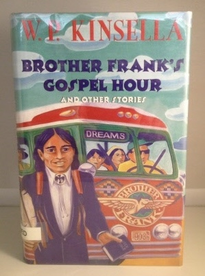 Image for Brother Frank's Gospel Hour And Other Stories