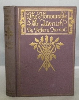 Image for The Honourable Mr. Tawnish