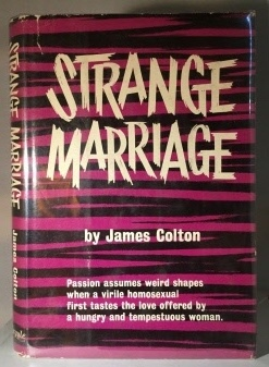 Image for Strange Marriage