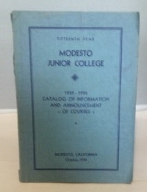 Image for Catalog Of Information And Announcement Of Courses 1935-1936