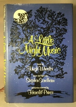 Image for A Little Night Music A New Musical Comedy