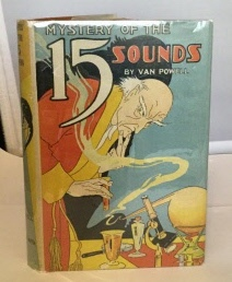 Image for Mystery Of The 15 Sounds  (Mystery of the Fifteen Sounds)