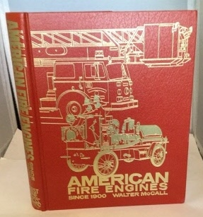 Image for American Fire Engines Since 1900