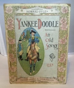 Image for Yankee Doodle an Old Friend in New Dress