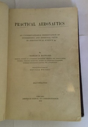 Image for Practical Aeronautics An Understandable Presentation of Interesting and Essential Facts in Aeronautical Science