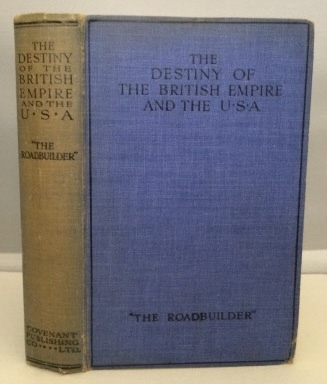 Image for The Destiny Of The British Empire And The U.s.a. With an Appendix : Who Are the Japanese?