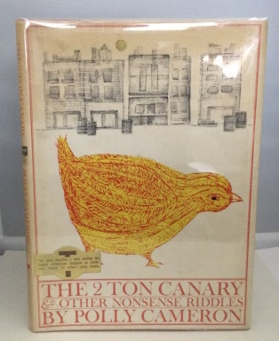 Image for The 2 Ton Canary & Other Nonsense Riddles