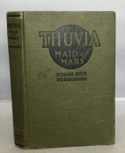 Image for Thuvia Maid Of Mars