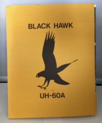 Image for Publicity Folder For The Black Hawk Uh-60a Helicopter