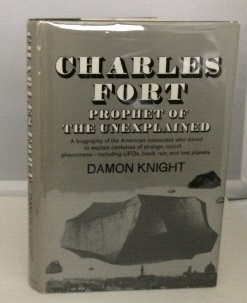 Image for Charles Fort Prophet of the Unexplained