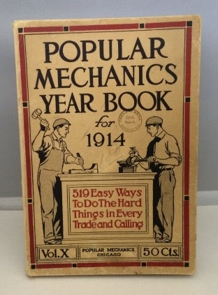 Image for Popular Mechanics Year Book for 1914