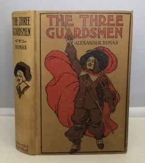 Image for The Three Guardsmen  (Or, the Three Musketeers)