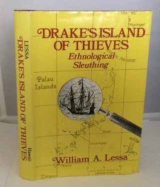 Image for Drake's Island of Thieves Ethnological Sleuthing