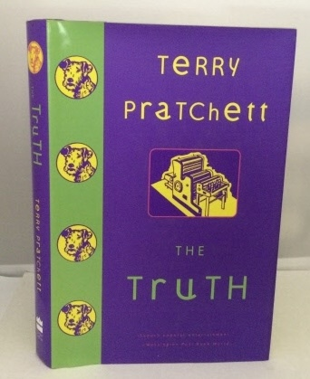 Image for The Truth  A Novel of Discworld