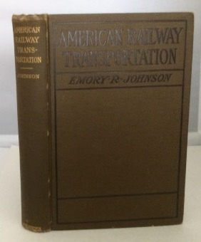 Image for American Railway Transportation