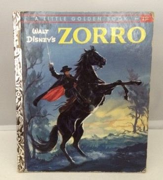 Image for Walt Disney's Zorro  (Adapted from the Walt Disney Television Show)
