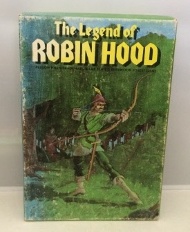Image for The Legend Of Robin Hood Game of 12th Century English Folklore