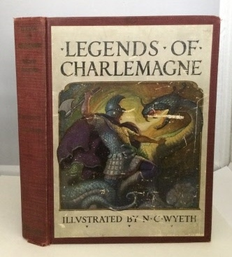 Image for Legends Of Charlemagne