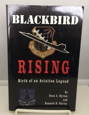 Image for Blackbird Rising Birth of an Aviation Legend