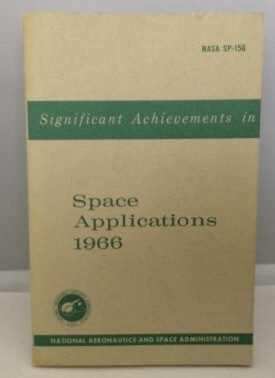 Image for Significant Achievements In Space Applications 1966  (Sp-156)