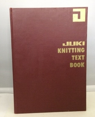 Image for Juki Knitting Text Book