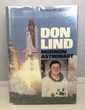 Image for Don Lind Mormon Astronaut