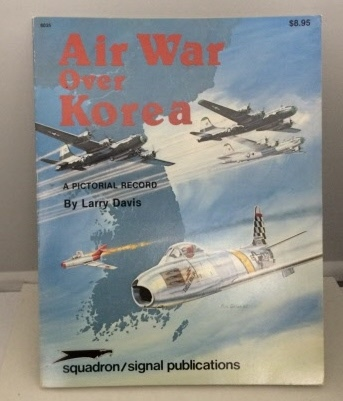 Image for Air War Over Korea A Pictorial Record