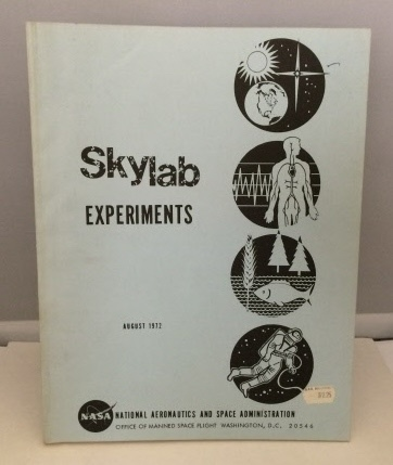 Image for Skylab Experiments : August 1972