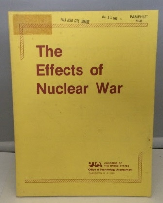 Image for The Effects of Nuclear War