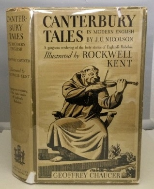 Image for Canterbury Tales  In Modern English