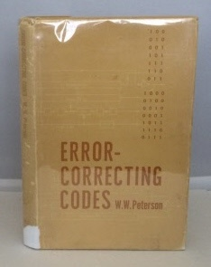 Image for Error-Correcting Codes