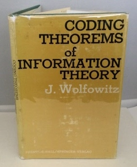 Image for Coding Theorems of Information Theory