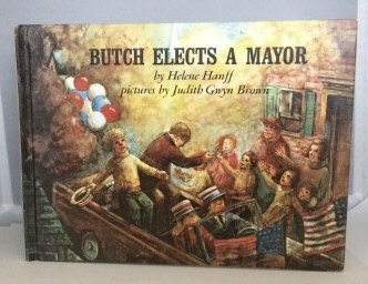 Image for Butch Elects A Mayor