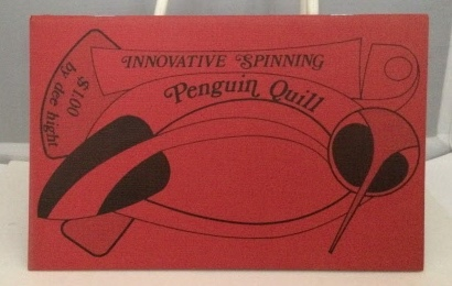 Image for Innovative Spinning Penguin Quill