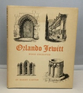 Image for Orlando Jewitt Wood Engraver