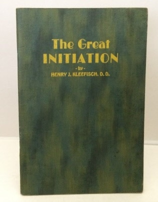 Image for The Great Initiation