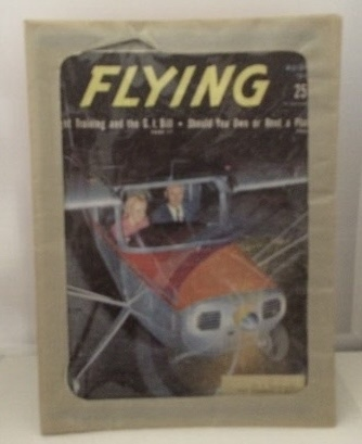 Image for Flying Magazine August 1946