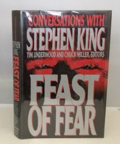 Image for Feast of Fear Conversations with Stephen King